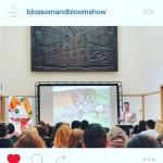 Repost from blossomandbloomshow Last night I had the opportunity tohellip