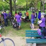Bike Month Toronto Bike to Work Day 2015. #toronto #bike…